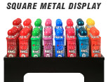 Square Metal Display Holds 48 Markers